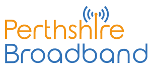 Perthshire broadband
